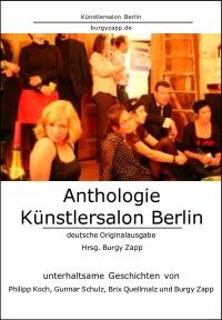 Antologie Künstlersalon Berlin